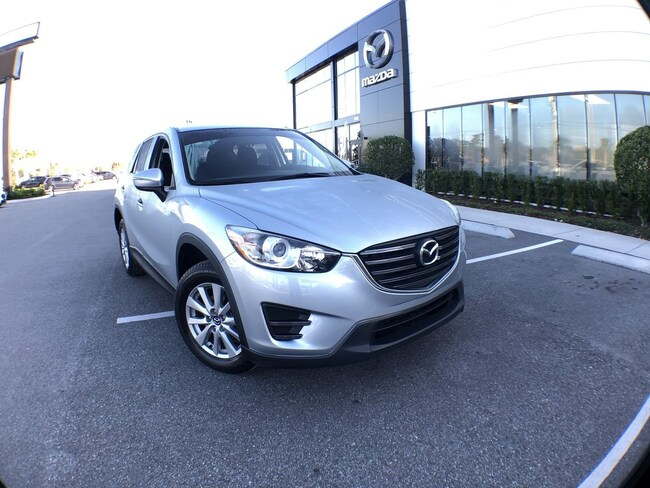 Used 2016 Mazda CX-5 Sport (2016.5) SUV for sale in Orlando, FL