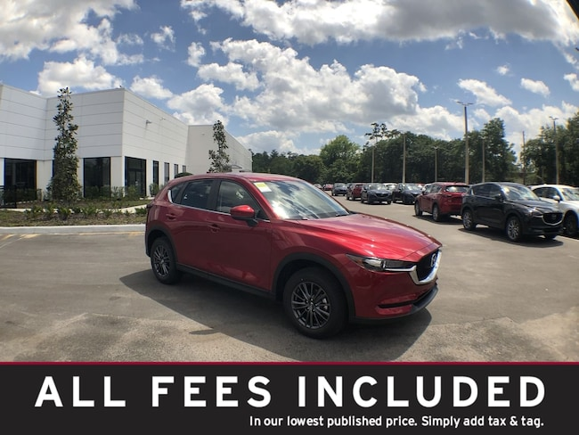 New 2019 Mazda Mazda CX-5 Sport SUV for sale in Orlando, FL