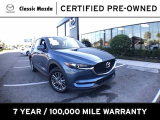 Certified Pre-owned 2017 Mazda CX-5 Sport SUV for sale in Orlando, FL