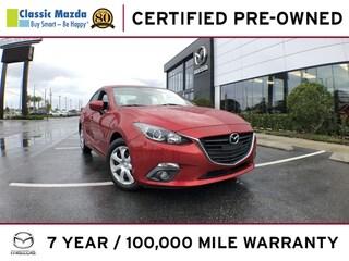 Used 2015 Mazda Mazda3 i Touring Sedan for sale in Orlando, FL