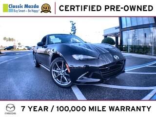 Used 2016 Mazda MX-5 Miata Grand Touring Convertible for sale in Orlando, FL
