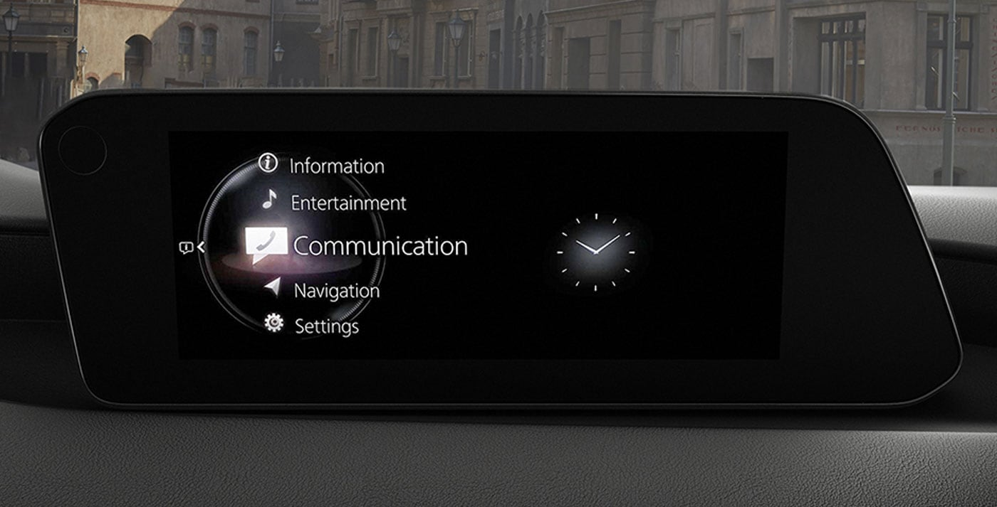 Mazda Connect™ Infotainment System
