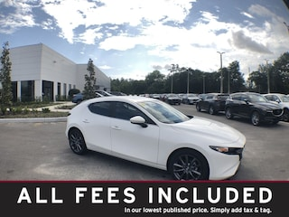 New 2019 Mazda Mazda3 Hatchback for sale in Orlando, FL