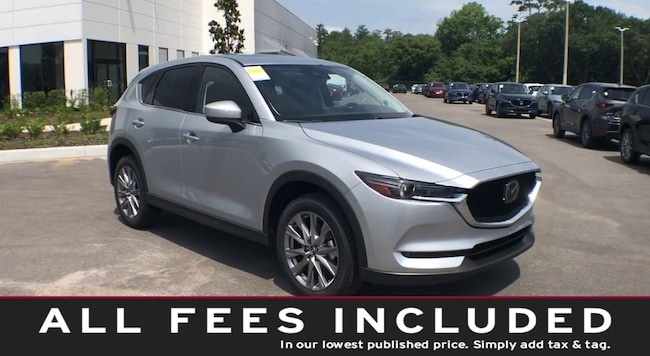 New 2019 Mazda Mazda CX-5 Grand Touring SUV for sale in Orlando, FL
