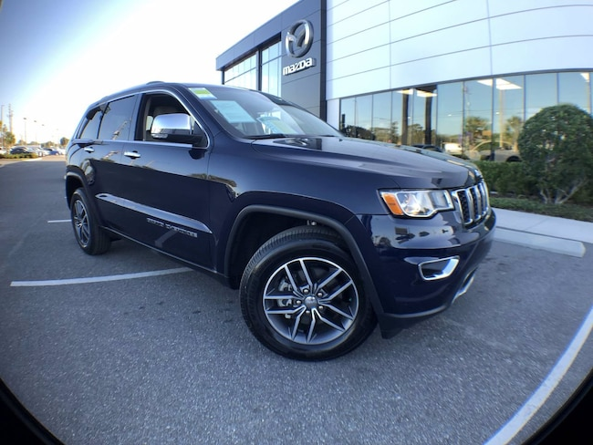 Used 2018 Jeep Grand Cherokee Limited RWD SUV for sale in Orlando, FL