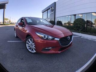 Used 2017 Mazda Mazda3 5-Door Touring Hatchback for sale in Orlando, FL