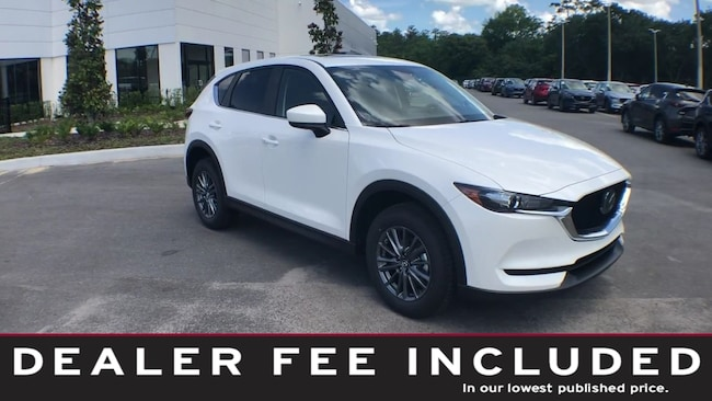 New 2019 Mazda CX-5 Touring SUV for sale in Orlando, FL