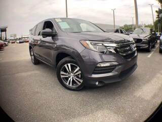 Used 2018 Honda Pilot EX-L FWD SUV for sale in Orlando, FL