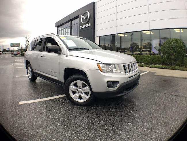 Used 2013 Jeep Compass Sport SUV for sale in Orlando, FL