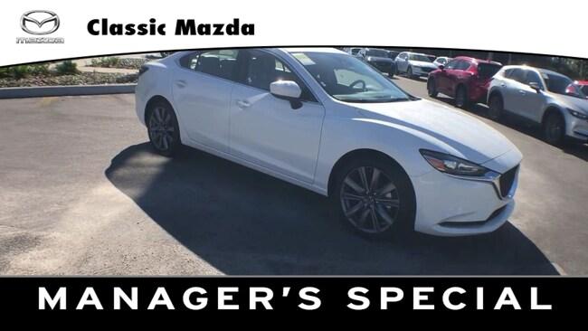 New 2020 Mazda Mazda6 Touring Sedan for sale in Orlando, FL