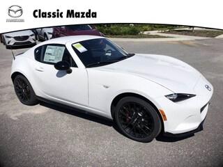 New 2020 Mazda MX-5 Miata RF Club Convertible for sale in Orlando, FL