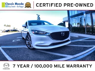 Used 2018 Mazda Mazda6 Grand Touring Sedan for sale in Orlando, FL