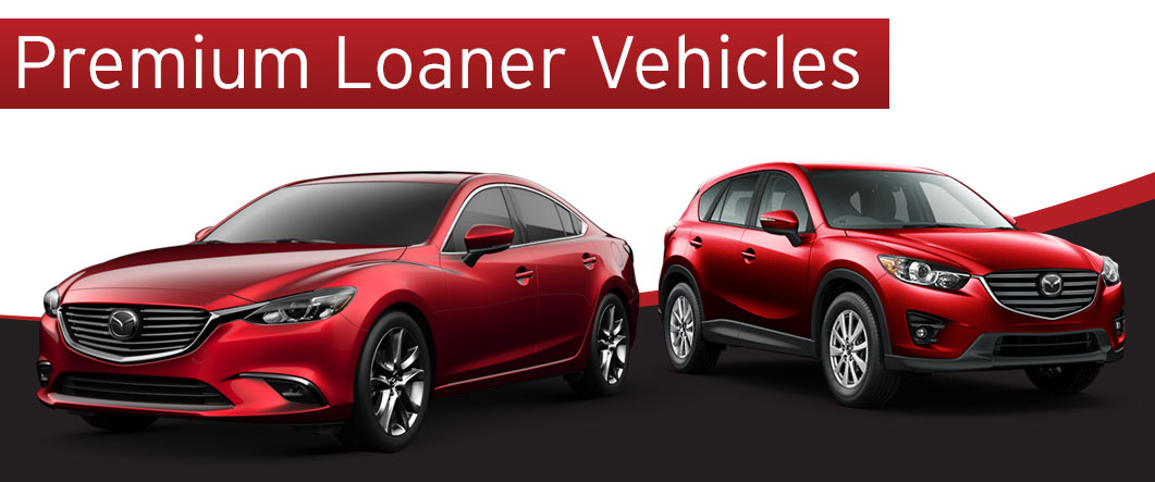 Premium Loaner Vehicles