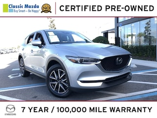 Used 2017 Mazda CX-5 Grand Touring SUV for sale in Orlando, FL