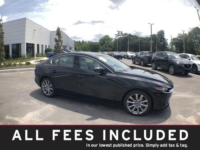 New 2019 Mazda Mazda3 Premium Package Sedan for sale in Orlando, FL
