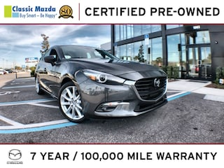 Used 2017 Mazda Mazda3 5-Door Grand Touring Hatchback for sale in Orlando, FL