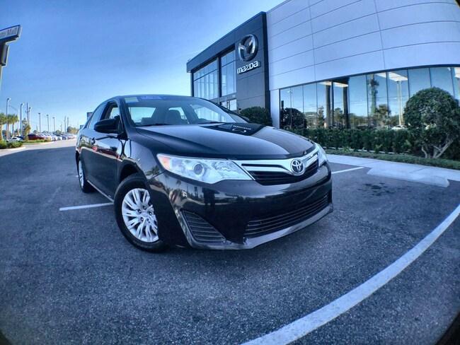 Used 2012 Toyota Camry Sedan for sale in Orlando, FL