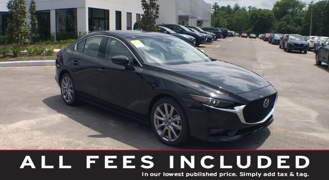 New 2019 Mazda Mazda3 Premium Package Sedan for sale in Orlando, FL