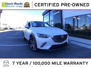 Used 2016 Mazda CX-3 Grand Touring SUV for sale in Orlando, FL