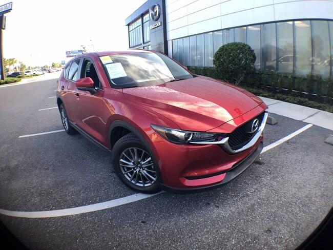 Used 2017 Mazda CX-5 Sport SUV for sale in Orlando, FL