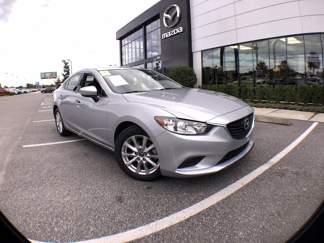 Used 2017 Mazda Mazda6 Sport Sedan for sale in Orlando, FL