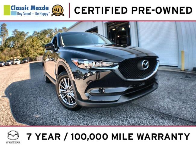 Used 2018 Mazda CX-5 Sport SUV for sale in Orlando, FL