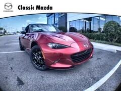 New 2020 Mazda MX-5 Miata Sport Convertible JM1NDAB76L0419033 for sale or lease in Lakeland FL