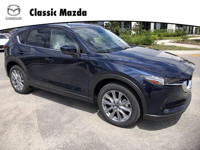 New 2020 Mazda CX-5 Grand Touring Reserve SUV for sale in Orlando, FL