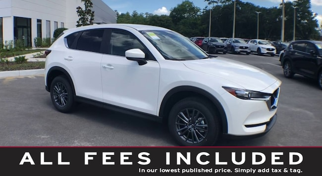 New 2019 Mazda Mazda CX-5 Touring SUV for sale in Orlando, FL