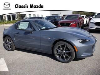 New 2020 Mazda MX-5 Miata RF Grand Touring Convertible for sale in Orlando, FL