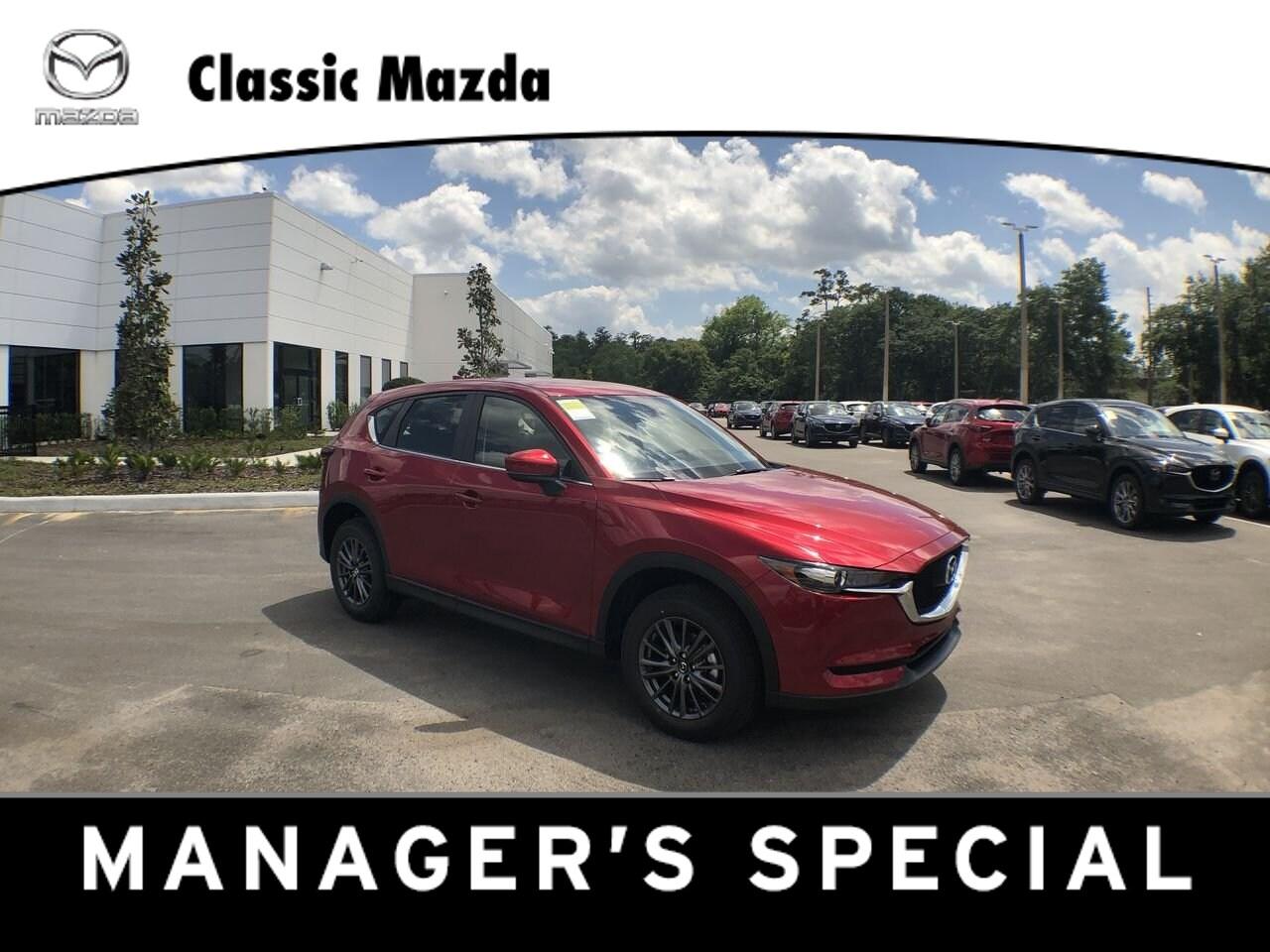 Featured new  2019 Mazda Mazda CX-5 Sport SUV for sale in Orlando, FL