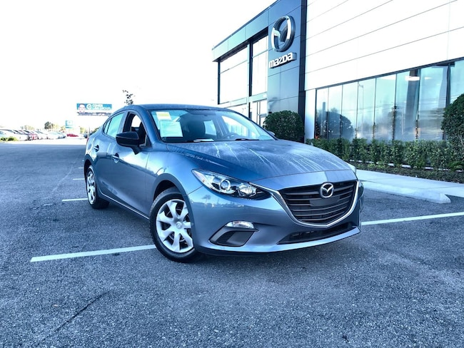 Used 2014 Mazda Mazda3 i SV Sedan for sale in Orlando, FL