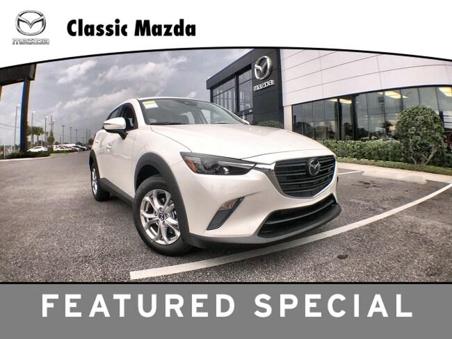 New 2020 Mazda CX-3 Sport SUV for sale in Orlando, FL