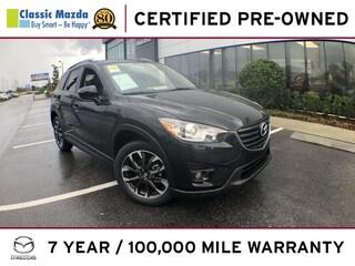 Certified Pre-owned 2016 Mazda Mazda CX-5 Grand Touring (2016.5) SUV for sale in Orlando, FL