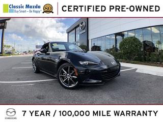 Used 2018 Mazda Mazda MX-5 Miata Grand Touring Convertible for sale in Orlando, FL