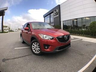 Used 2014 Mazda Mazda CX-5 Touring SUV for sale in Orlando, FL