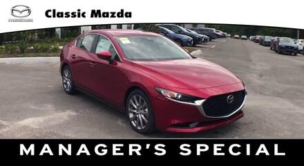 2020 Mazda Mazda3 Sedan Select Package Sedan
