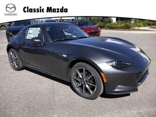 New 2021 Mazda MX-5 Miata RF Grand Touring Convertible for sale in Orlando, FL