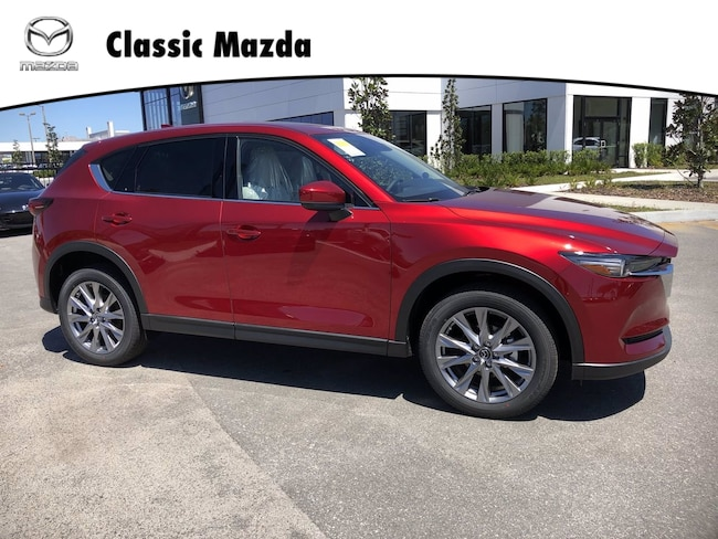 New 2020 Mazda CX-5 Grand Touring SUV for sale in Orlando, FL