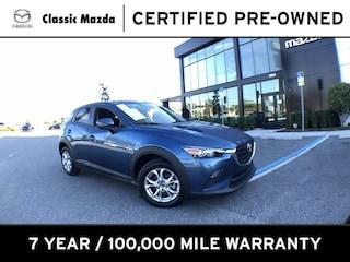 Certified Pre-owned 2019 Mazda CX-3 Sport SUV for sale in Orlando, FL