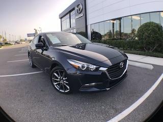 Used 2018 Mazda Mazda3 4-Door Touring Sedan for sale in Orlando, FL