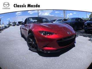 New 2020 Mazda MX-5 Miata Club Convertible for sale in Orlando, FL