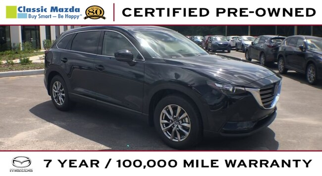 Certified Pre-owned 2019 Mazda CX-9 Touring SUV for sale in Orlando, FL