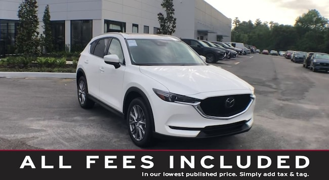 New 2019 Mazda Mazda CX-5 Grand Touring Reserve SUV for sale in Orlando, FL