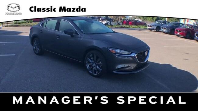 New 2020 Mazda Mazda6 Grand Touring Sedan for sale in Orlando, FL