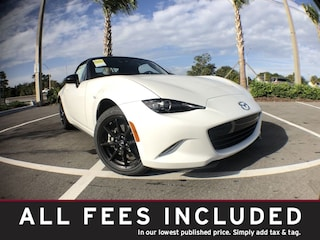 New 2019 Mazda Mazda MX-5 Miata Sport Convertible for sale in Orlando, FL