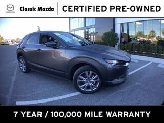 Certified Pre-owned 2020 Mazda CX-30 Preferred Package SUV for sale in Orlando, FL