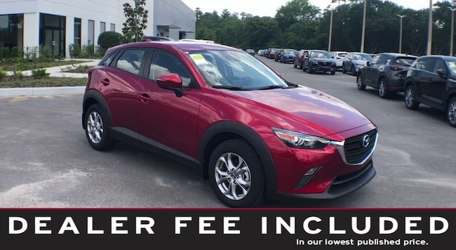 New 2019 Mazda CX-3 Sport SUV for sale in Orlando, FL
