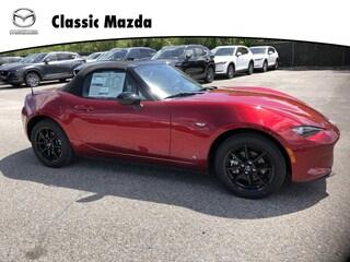 New 2019 Mazda MX-5 Miata Sport Convertible for sale in Orlando, FL
