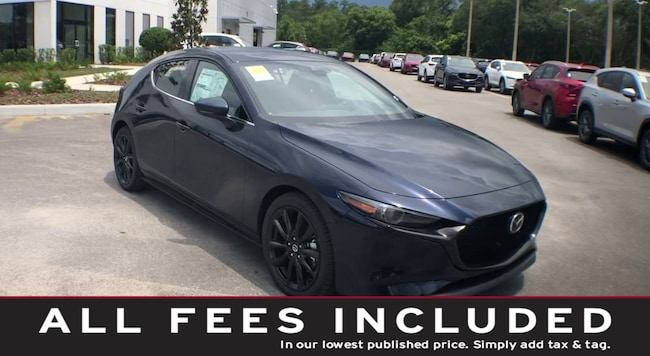 New 2019 Mazda Mazda3 Premium Package Hatchback for sale in Orlando, FL
